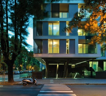 delboca&PARTNERS Haus am Park Fidenza