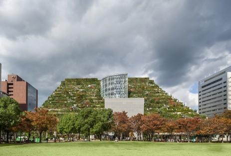 Architektur und Natur: 25 Jahre ACROS-Zentrum von Emilio Ambasz in Fukuoka