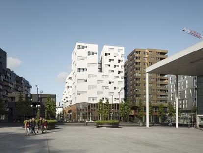 SOA Architectes Gebäude La Fab. The agnès b. collection Paris