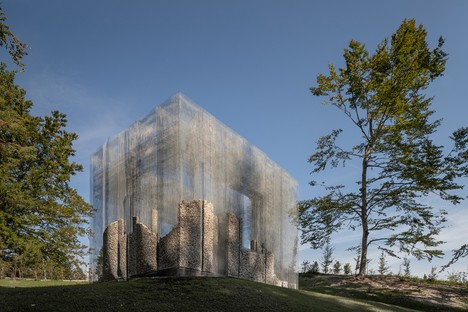 Opera – die neue permanente Installation von Edoardo Tresoldi in Reggio Calabria