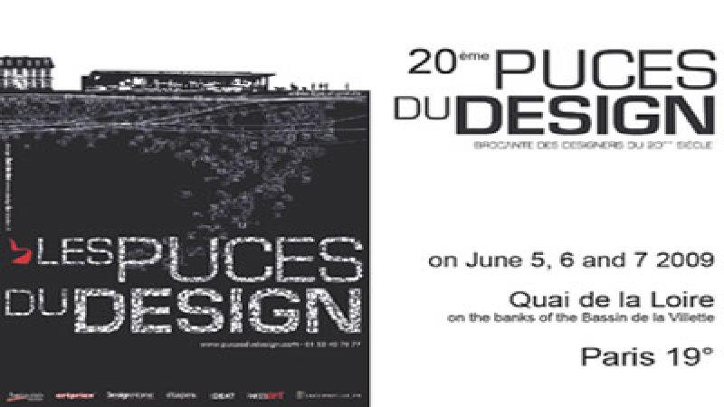 10 jahre puces du design paris floornature for Puces du design paris
