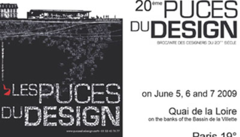 10 jahre puces du design paris floornature - Puces du design paris ...