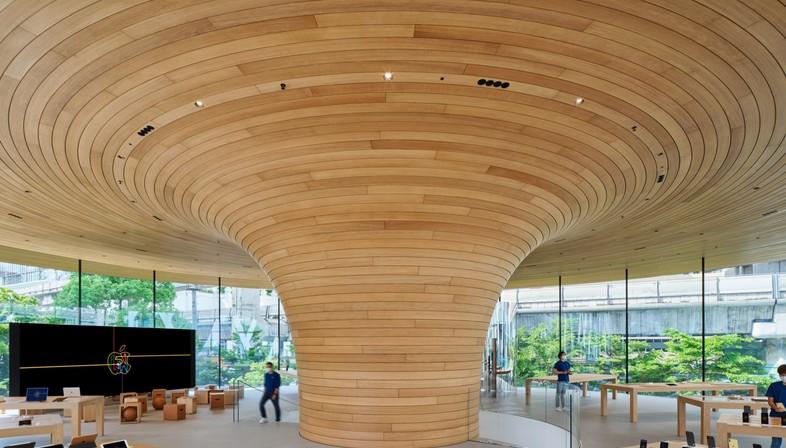 Foster + Partners: Apple Central World - ein neuer ikonischer Store für Bangkok
