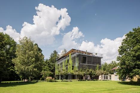 Snøhetta: neues Hauptquartier für ASI Reisen in Natters