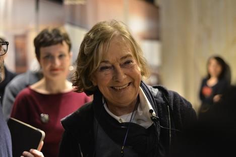 Nachruf auf Cini Boeri, Architektin der Freude