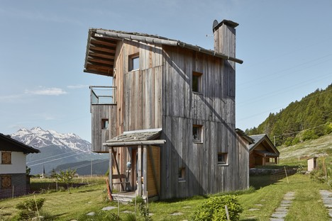 Attraverso le Alpi Ausstellung über den Wandel der alpinen Landschaft