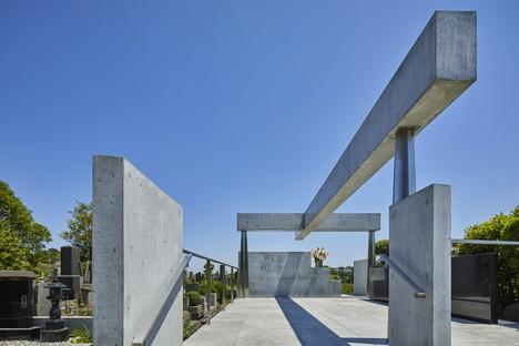 Takeshi Hosaka Architects Das Grab der Kirche von Kamakura Yukinoshita
