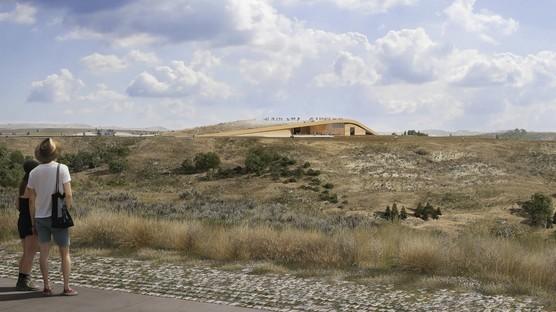Snøhetta gewinnt den Wettbewerb für die Theodore Roosevelt Presidential Library