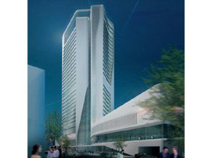 Grand Hyatt Hotel, Frankfurt - UNStudio