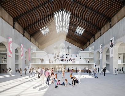 Nieto Sobejano Arquitectos Cité du Théâtre Paris