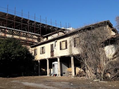 Piuarch Erneuerung der Cascina Sella Nuova von Mailand