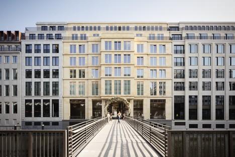 gmp plant Renovierung im Herzen von Hamburg:  Alter Wall 2-32
