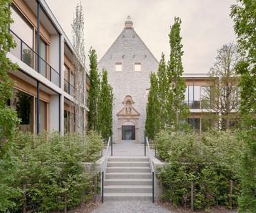 David Chipperfield Architects Umbau und Sanierung eines historischen Komplexes - Jacoby Studios Paderborn