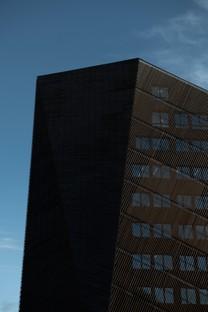 Snøhetta entwirft nachhaltige Arbeitsräume für das Telemark Powerhouse