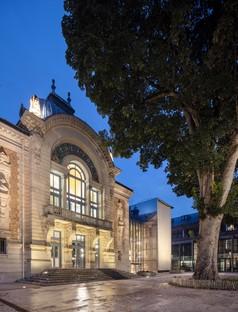 OPUS 5 Architectes Théâtre Legendre in Évreux