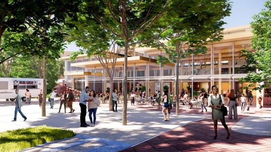 BIG entwirft The Village - Hopkins Student Center Baltimore
