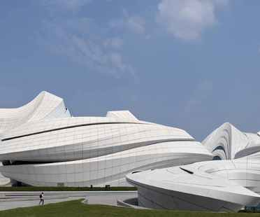 Patrik Schumacher bei The Architects Series - A documentary on: Zaha Hadid Architects
