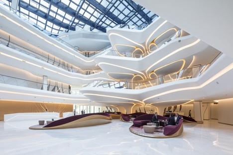 Patrik Schumacher bei The Architects Series - A documentary on: Zaha Hadid Architects