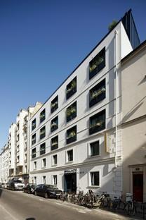 Silvio d'Ascia Architecture Hotel Wallace Paris