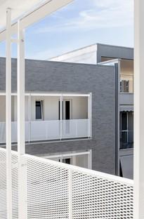 Alvisi Kirimoto Viale Giulini Affordable Housing subventionierter Wohnungsbau in Barletta