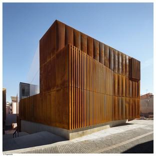 Einschreibung für den Internationalen Preis für nachhaltige Architektur Fassa Bortolo – XIV. Ausgabe