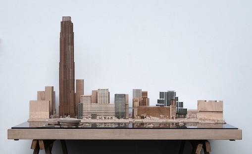 Powerhouse Company mit SHoP Architects, Office Winhov, Mecanoo und Crimson für den neuen Masterplan von Rijnhaven Rotterdam