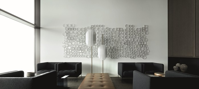Lissoni Casal Ribeiro Innenarchitektur des Grand Park Hotel Rovinj Kroatien