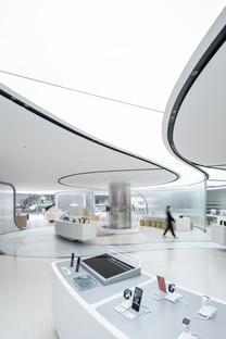 UNStudio Oppo Flagship Store in Guangzhou