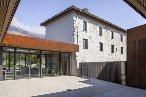 Chapuis Royer Architectures Multimedia Bibliothek Montbonnot Saint-Martin