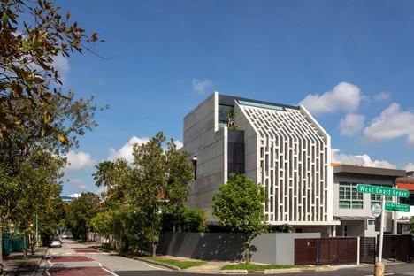 Singapore Institute of Architects die Gewinner der Architectural Design Awards 2020
