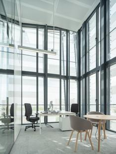 Snøhetta Headquarter Le Monde Group Paris