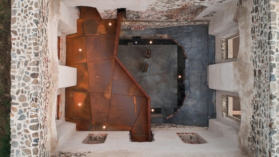 atelier-r Sanierung und Modernisierung der Burg von Helfštýn Tschechische Republik