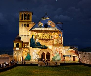 MC A Mario Cucinella Architects das Projekt Il Natale di Francesco in Assisi