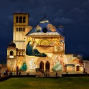 MC A Mario Cucinella Architects das Projekt Il Natale di Francesco in Assisi