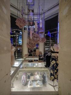MVRDV hat den neuen Flagship store von Etam in Paris gestaltet