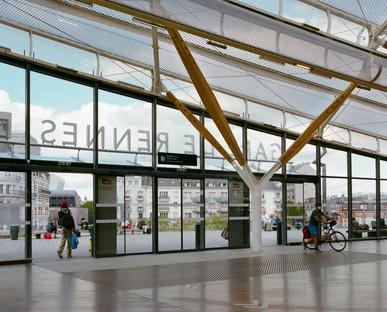 AREP Bahnhof und multimodaler Knotenpunkt von Rennes
