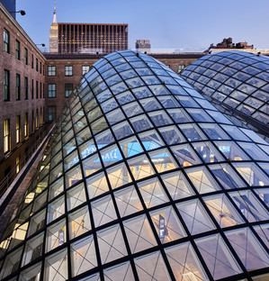SOM Daniel Patrick Moynihan Train Hall New York
