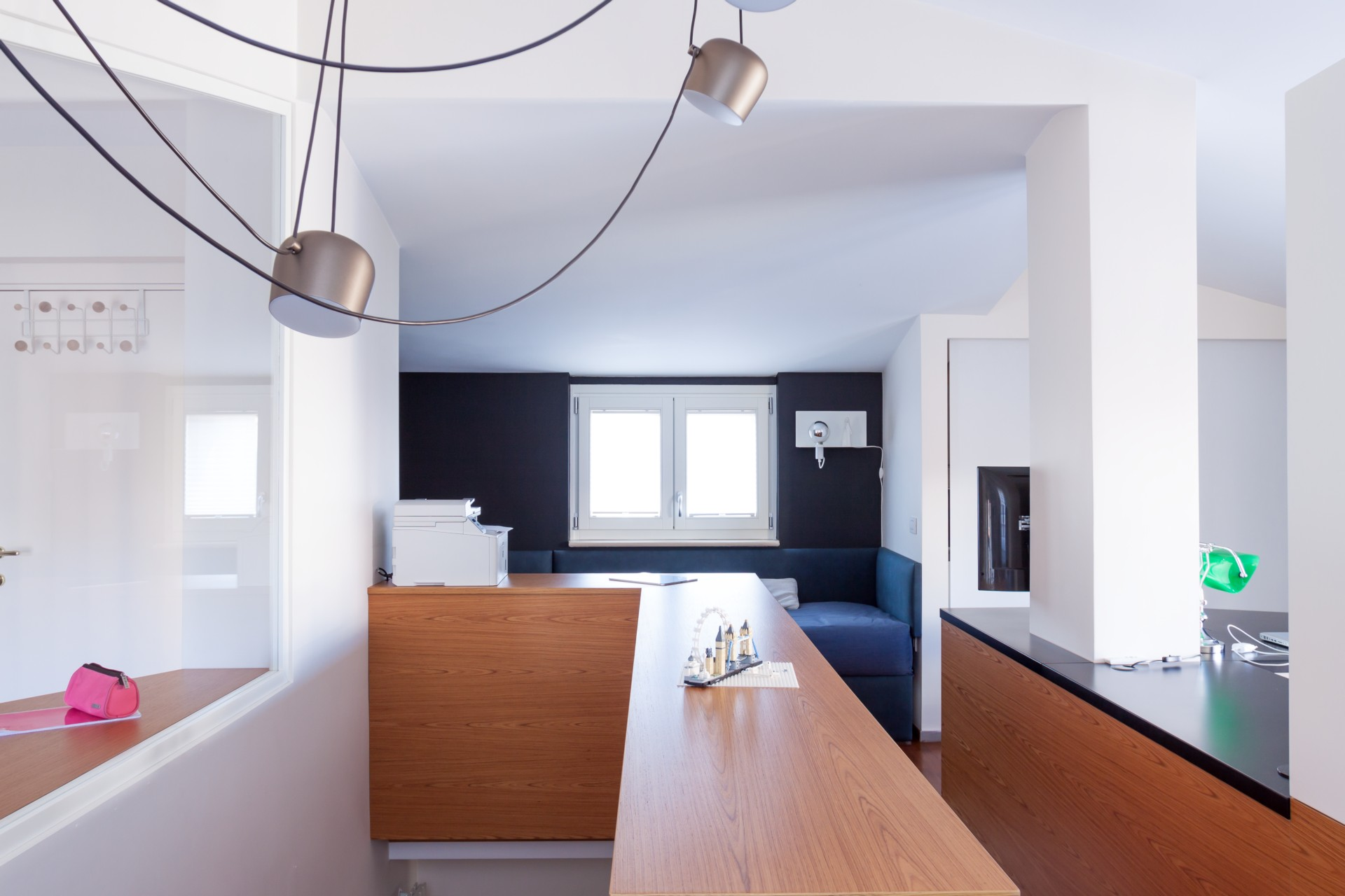Casa NARF von m21 AD nautische Innenarchitektur in einem Wohnhaus ...