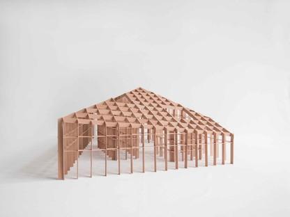 Ausstellung Kawahara Krause Architects Equivocal in der Architektur Galerie Berlin