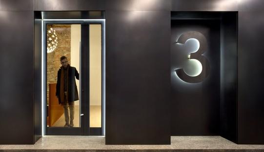DAP studio neue Universitätsresidenz Palestro 3 Turin