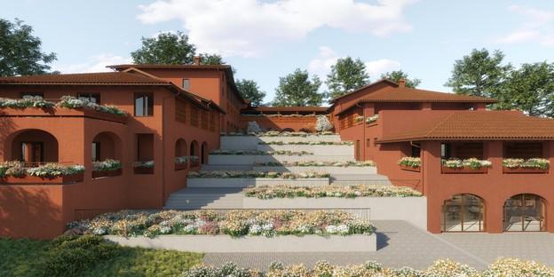 GaS Studio mit Parisotto+Formenton Architetti Casa di Langa, ein nachhaltiges Resort