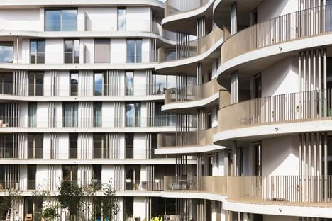 Berger Parkkinen Architekten Der Rosenhügel Wohnhausanlage in Wien