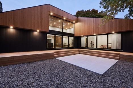 MXMA Architecture & Design Pearl House Montréal, Kanada