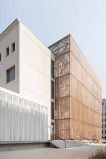 Werk 12 von MVRDV und N-V-O Nuyken Von Oefele Architekten gewinnt den DAM Preis 2021