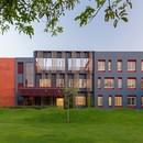 Envisage entwirft die White Flower Hall, einen Mädchenschlafsaal für die Mann School, Alipur New Delhi