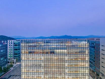 Foster + Partners Firmensitz Hankook Technoplex in Pangyo, Seoul