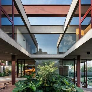 UNA Arquitetos Fernanda Barbara und Fabio Valentim House Villa Lobos São Paulo in Brasilien