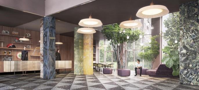 Vudafieri-Saverino Partners neues Hotel Milano Verticale UNA Esperienze