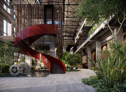 Lissoni Casal Ribeiro Shangri-La Shougang Park Peking