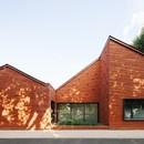 Vallet de Martinis Architectes zwei neue Schulen in Noyon, Frankreich